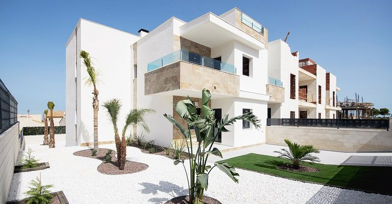 Luxury Apartments in Polop