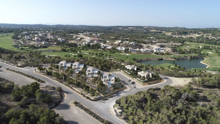 Modern Luxury Villa at Las Colinas Golf & Country Club