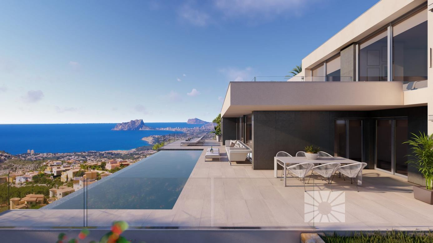 Superior Design Luxury Villa at Cumbre del Sol