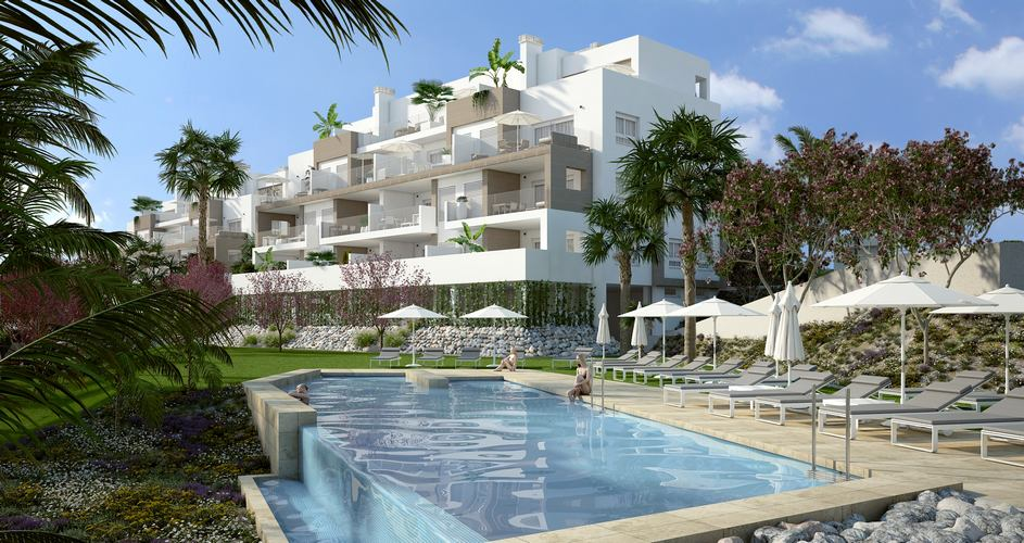 Luxury Penthouses at Mil Palmeras