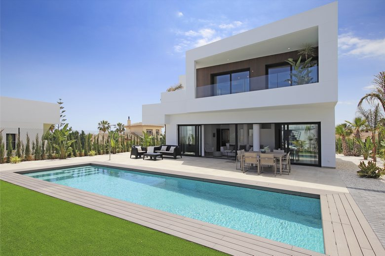 Luxurious and modern style Villa in Quesada