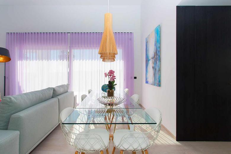 Modern style new villas at Cumbre del Sol