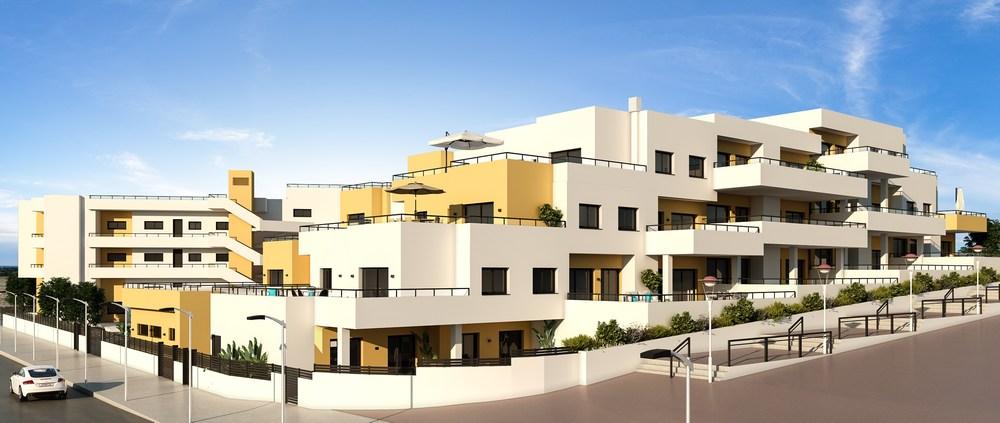 Modern Apartments close to beach, La Marina del Pinet