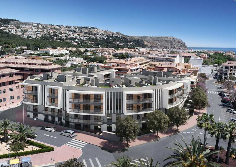 Luxury Apartments in Javea